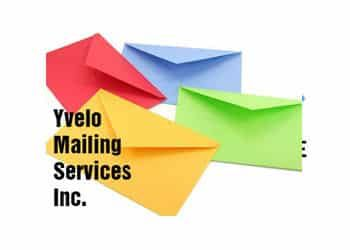 Yvelo Mailing Services Inc.